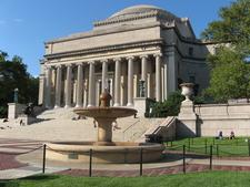 Low Library Columbia University