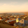 Luderitz Overview - Namibia
