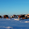 Lutselke On Great Slave Lake