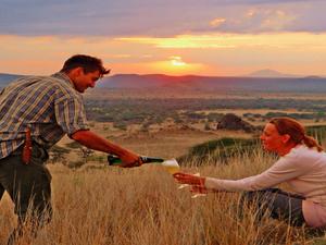 10 Days High End Luxury Kenya Honeymoon Safari