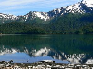 Conguillio Lake