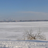 Lake Calhoun During The Winter