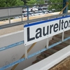Laurelton LIRR Station Staircase