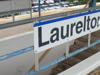 Laurelton LIRR Station