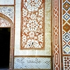 L D Akbar Tomb Inlay 1