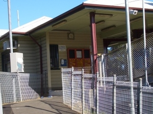 Leightonfield Railway Station