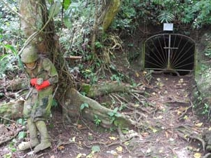 Legaspi Japanese War Tunnel