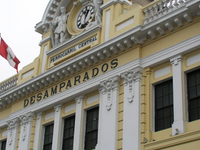 Desamparados Station