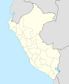 Lircay Is Located In Peru