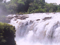 Llovizna Falls