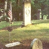 Louisa May Alcott Grave