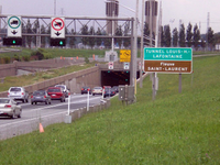 Louis Hippolyte Lafontaine Bridge Tunnel