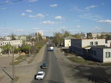Luga Town View