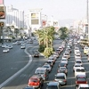 The Strip Traffic