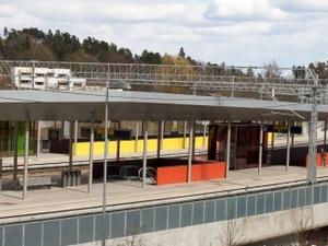 Lysaker Station
