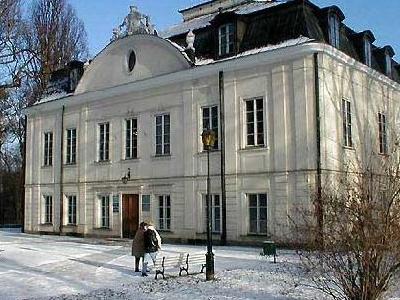 Małachowski Family's Palace.