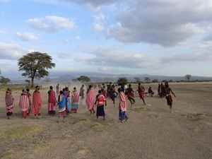 3 Days Amboseli National Park Tour Photos