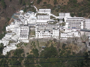 "Visit to the Temple of Goddess of Mountains – ""Maa Vaishno Devi"" Photos"