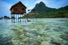 Mabul Island - Celebes Sea - Sabah