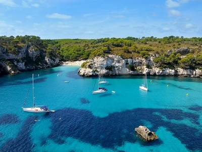 Macarelleta Beach - Menorca - Balearic Islands - Spain