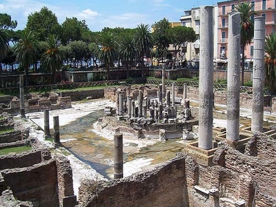 Macellum Of Pozzuoli