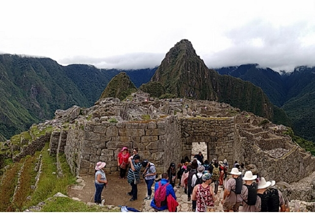 Machu Picchu Full Day Photos