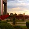 The Macroplaza Or Gran Plaza