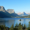Mahtotopa Mountain At Montana - USA