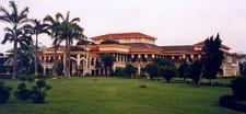 Maimun Palace - View