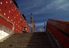 Main Hall Putuo ZongCheng Temple - Chengde UNESCO World Heritage Site