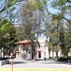 Main Plaza Of Zinacantepec