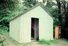 Makahu Saddle Hut