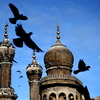 Mecca Masjid Minaret