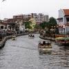 Malacca River - Old City Centre