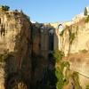 Malaga Andalusia - Old Bridge At Ronda