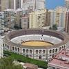 Malaga Bullring Spain