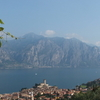 Malcesine And The Castle