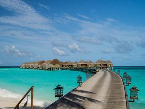 Exotic Maldives Photos