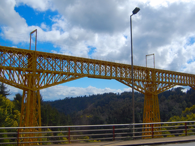 Malleco Viaduct  Bridge