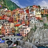 Manarola Fishing Village