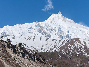 Manaslu Circuit Trek Photos