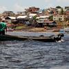Manaus Fisherman - Rio Negro