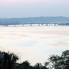 Mandovi Bridge View