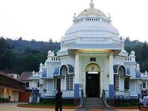 Mangueshi Temple