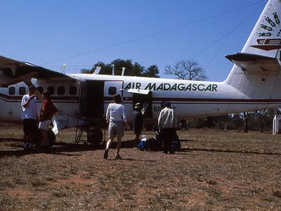 Manja Airport