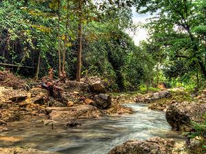 Mantayupan Falls