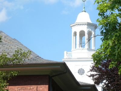 Maplewood  J H S Cupola Jeh