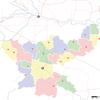 Map Of Jharkhand Showing Location Of Sahebganj