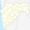 Map Of Maharashtrashowing Location Of Raver
