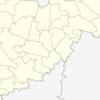 Map Of Maharashtrashowing Location Of Nandurbar